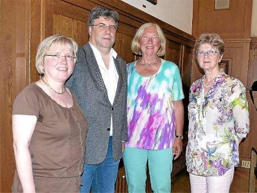 """""""Seniorenrat Oberes Enztal"""": Vorsitzende heißt Anneli Zenker"""